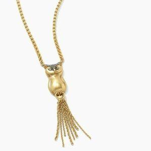 S&D Owl pendant